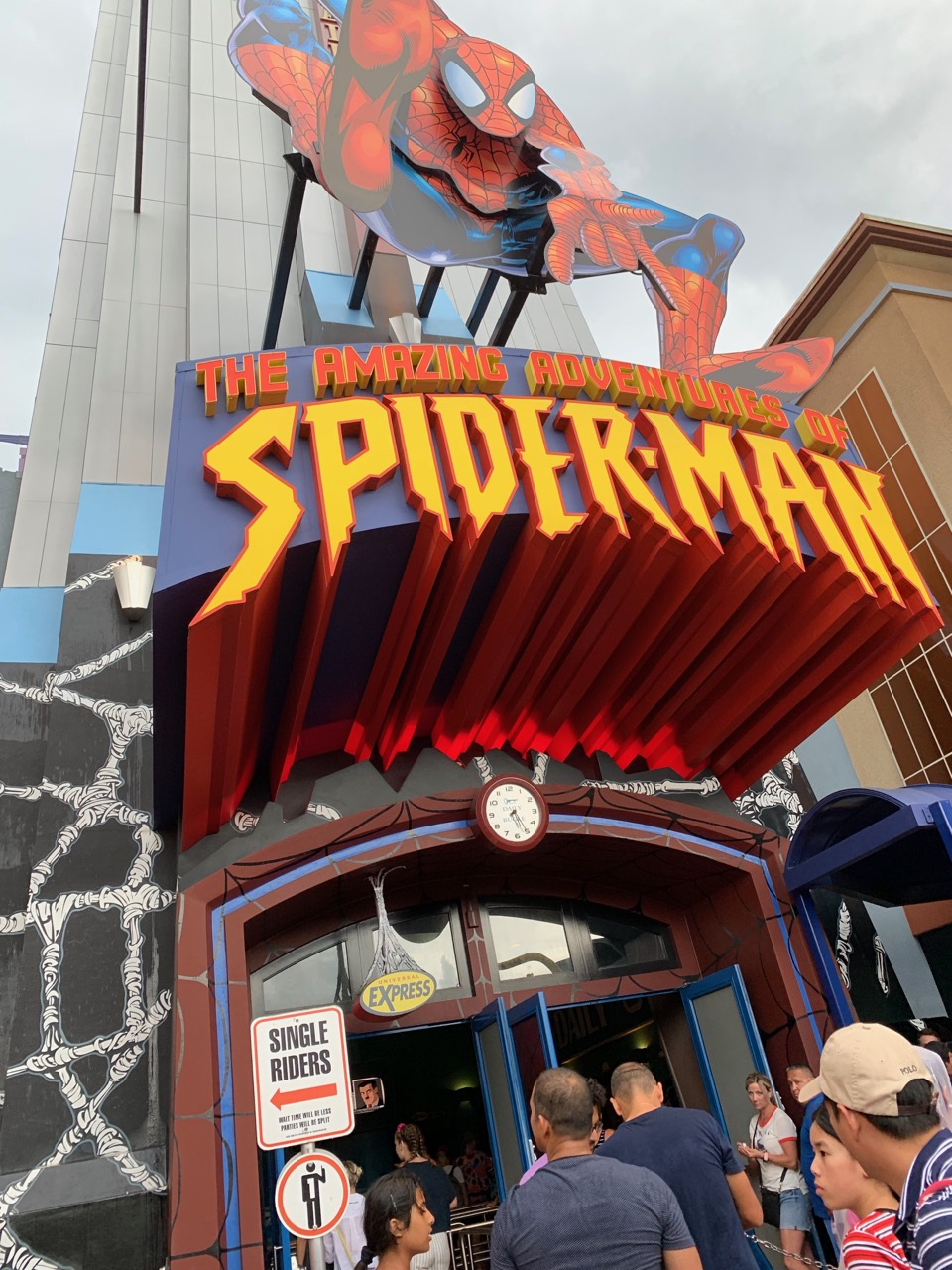 universal islands of adventure rope drop morning strategy 13 spider man.jpeg