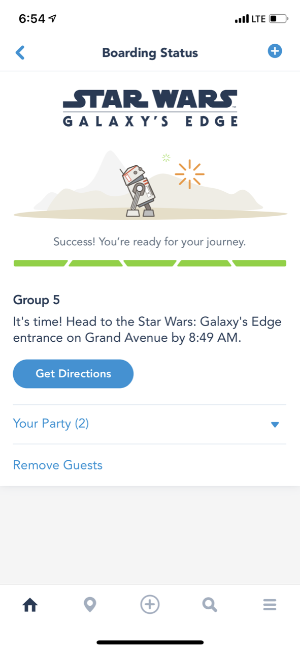 disney world trip report star wars galaxys edge opening boarding pass 05.png