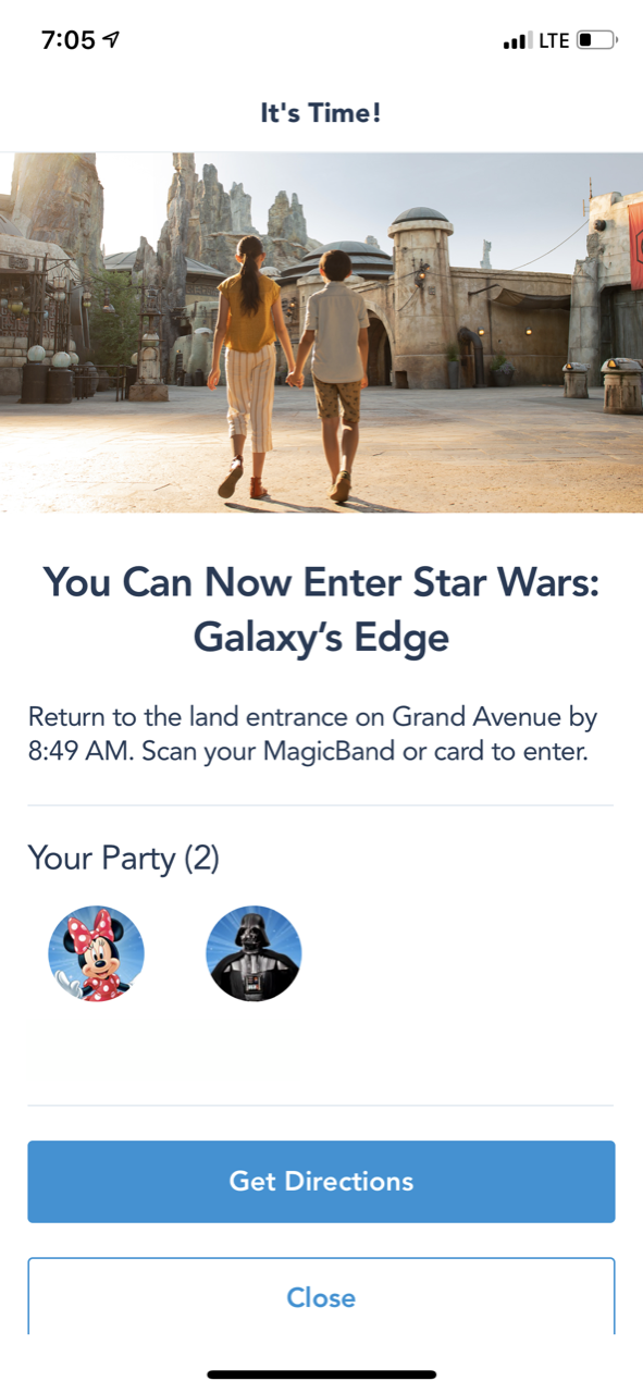 disney world trip report star wars galaxys edge opening boarding pass 06.png