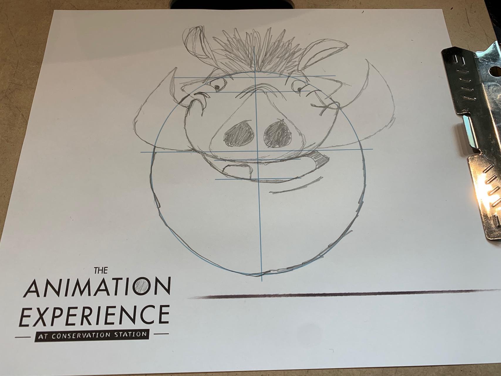 disney world trip report dak afternoon 03 animation experience.jpeg