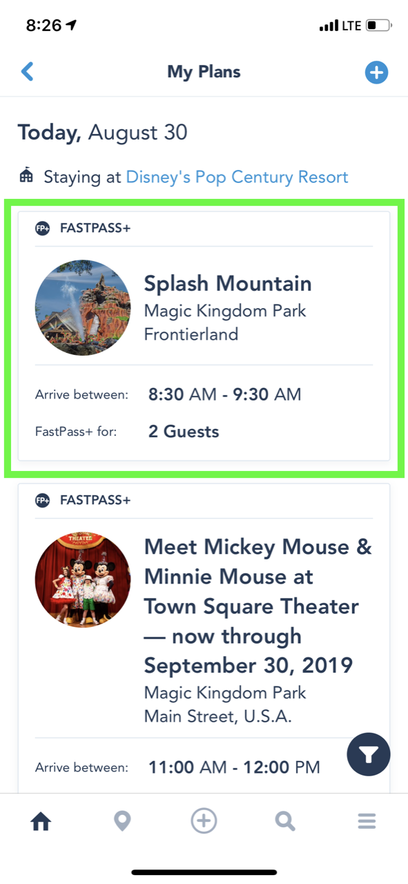 wdw trip report magic kingdom extra extra magic hour FP 01.png