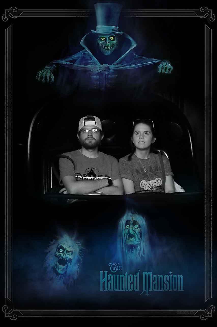 wdw trip report magic kingdom extra extra magic hour haunted mansion.jpg