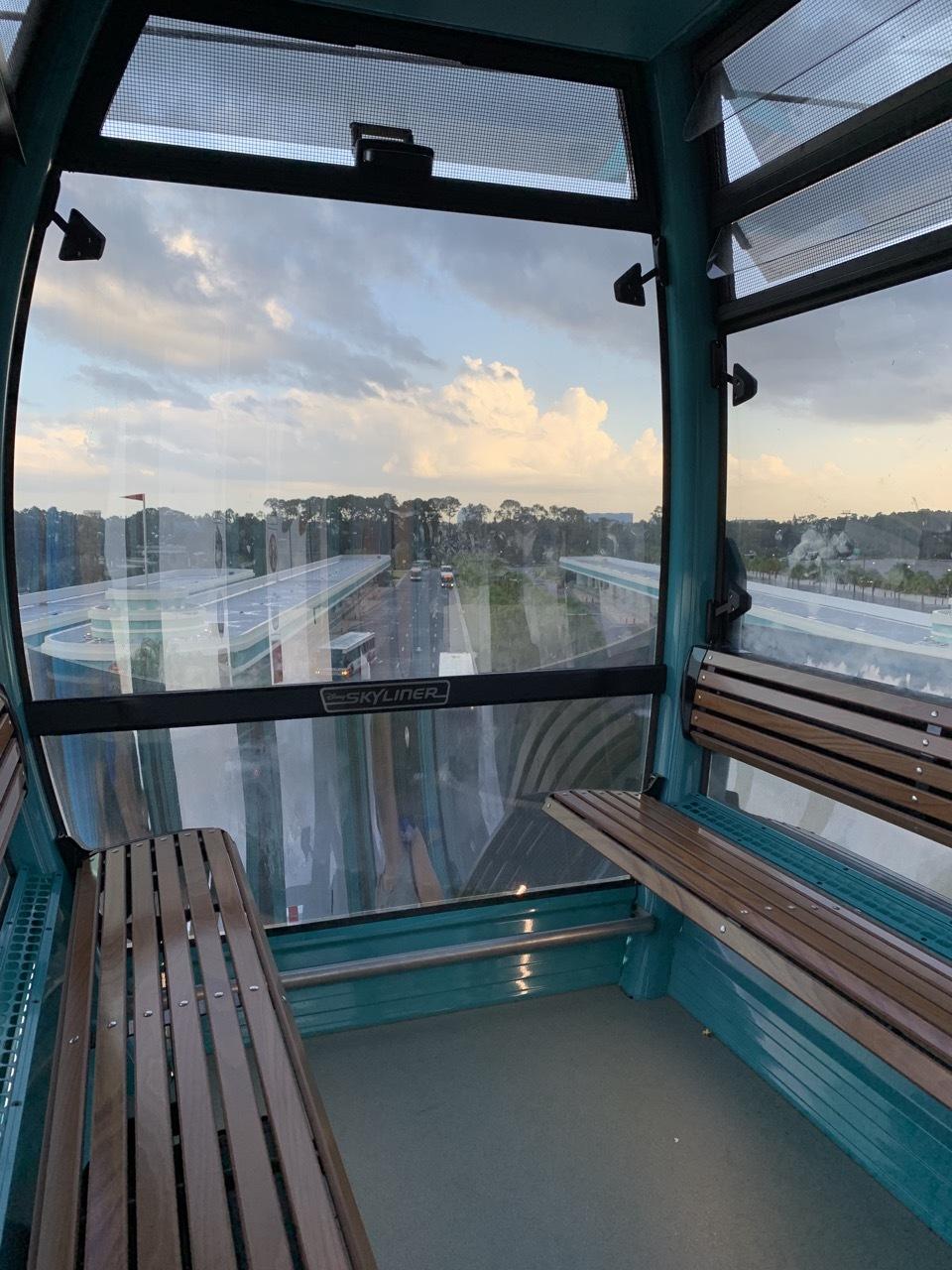 disney world skyliner gondola inside.jpg