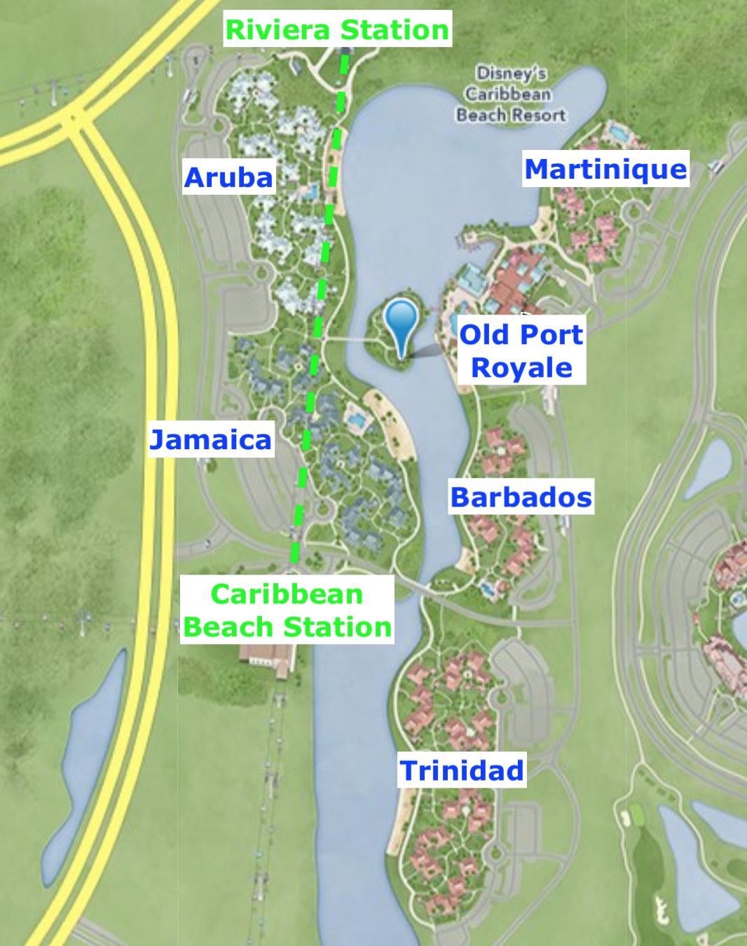 Disney S Caribbean Beach Resort Review Mouse Hacking
