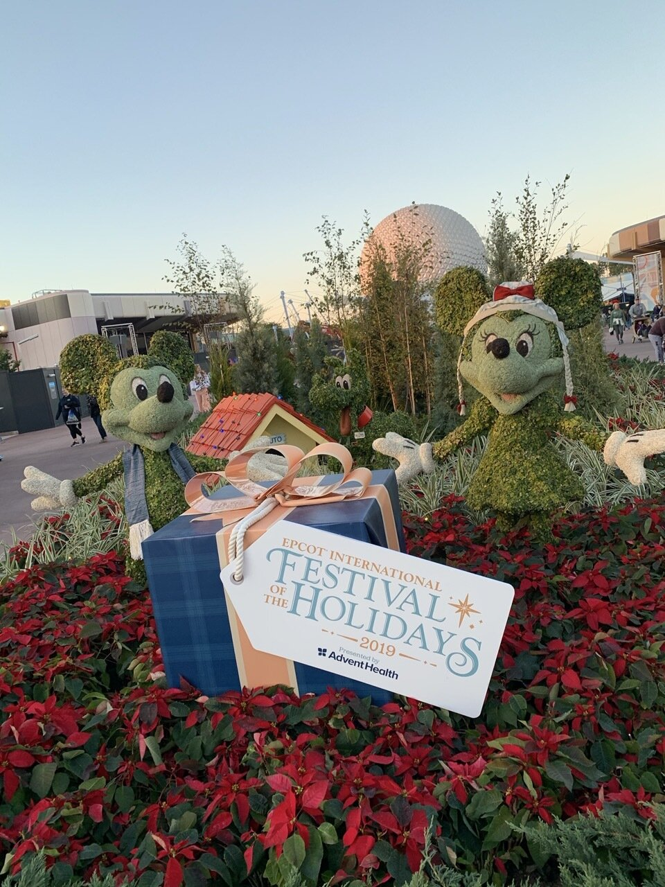 Epcot Christmas Storytellers 2020 2020 Taste of Epcot International Festival of the Holidays Guide