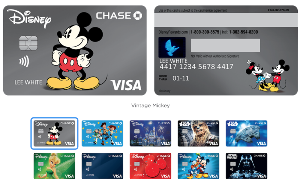Disney Chase Visa Credit Card Review (7 Edition) - Mouse Hacking