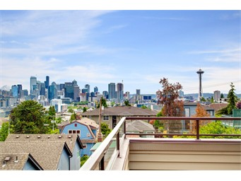 1512 B Taylor Ave N, Seattle | $625,000 | Listed and Sold