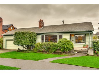 1834 McGilvra Blvd E, Seattle | $1,385,000 | Listed and Sold
