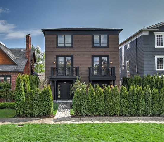 1838 McGilvra Blvd E, Seattle | $1,895,000 | Listed and Sold