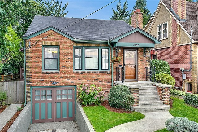 3457 38th Ave SW, Seattle | $615,000