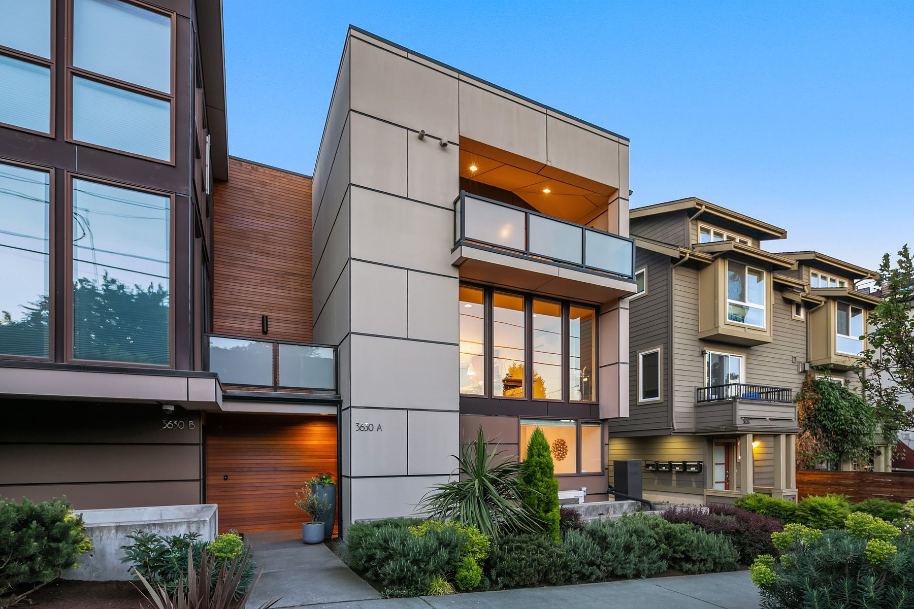 3630 Palatine Ave N Unit A, Seattle | $925,000 | Listed and Sold