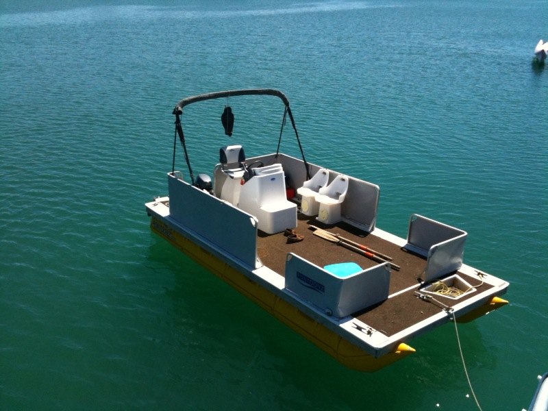 A beautifully finished boat for leisure, fishing and cruising the waterways.