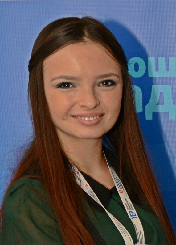"""Jasna Nuhic received an award from the Bosnia & Herzegovina Futures Foundation for her excellent work on the project """"conversion of plastic waste to fuel"""" ."""