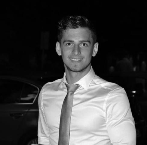Denis Muratović    Born:  Tuzla   Studying:  Elektrotehnički Fakultet Tuzla /   Faculty of Electrical Engineering Tuzla