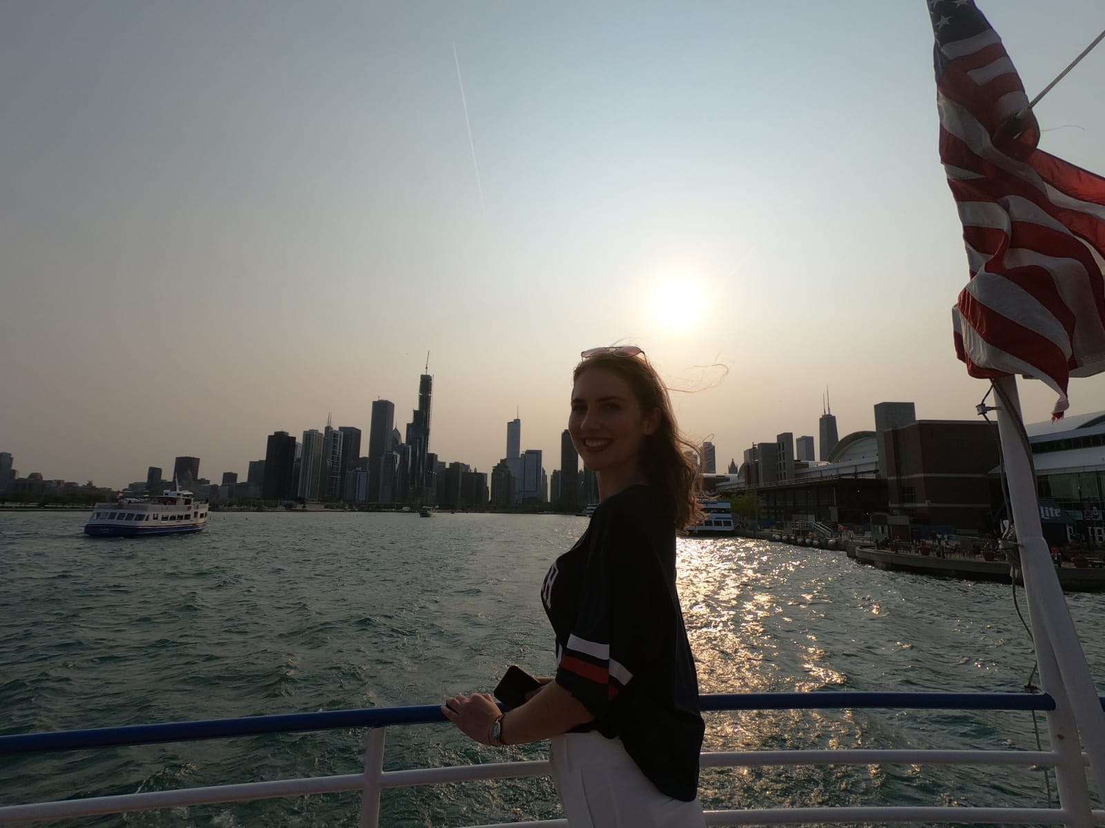 Michigan lake cruise