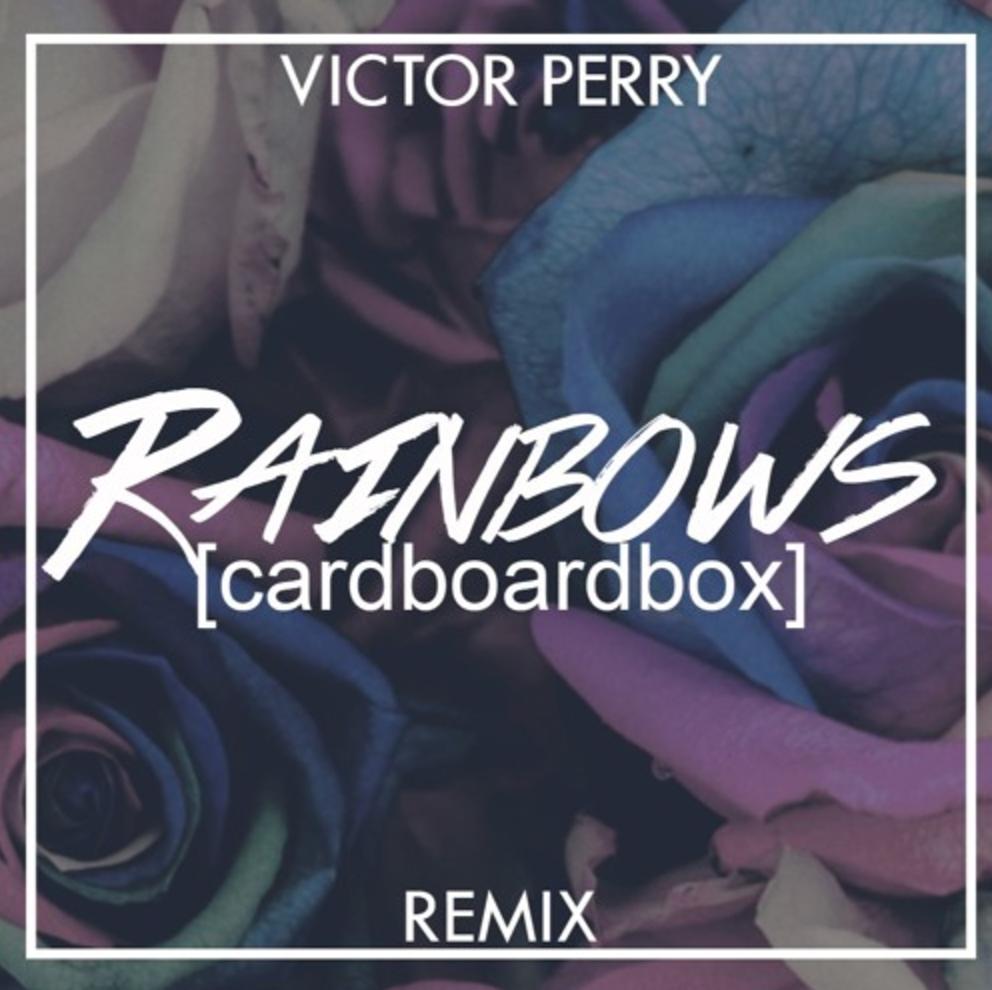 Victor Perry - Rainbows [Cardboardbox Remix] - Single