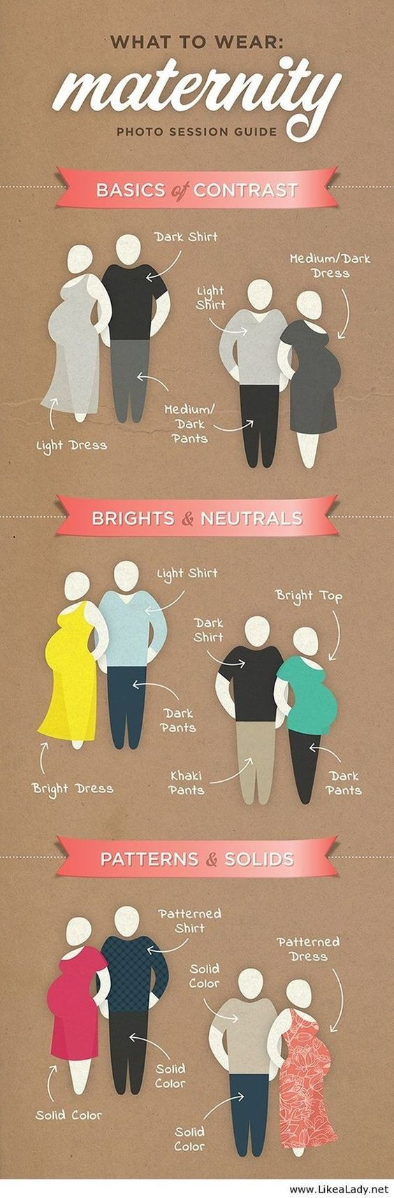 what to wear to my maternity session
