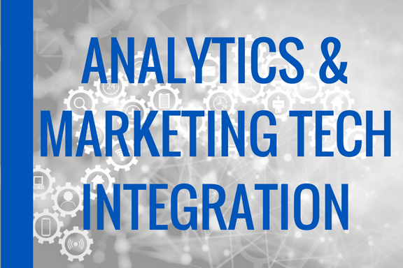 Analytics and Marketing Tech