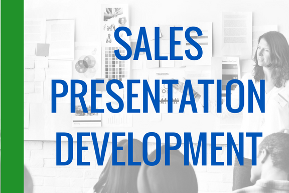Sales Presentation Development