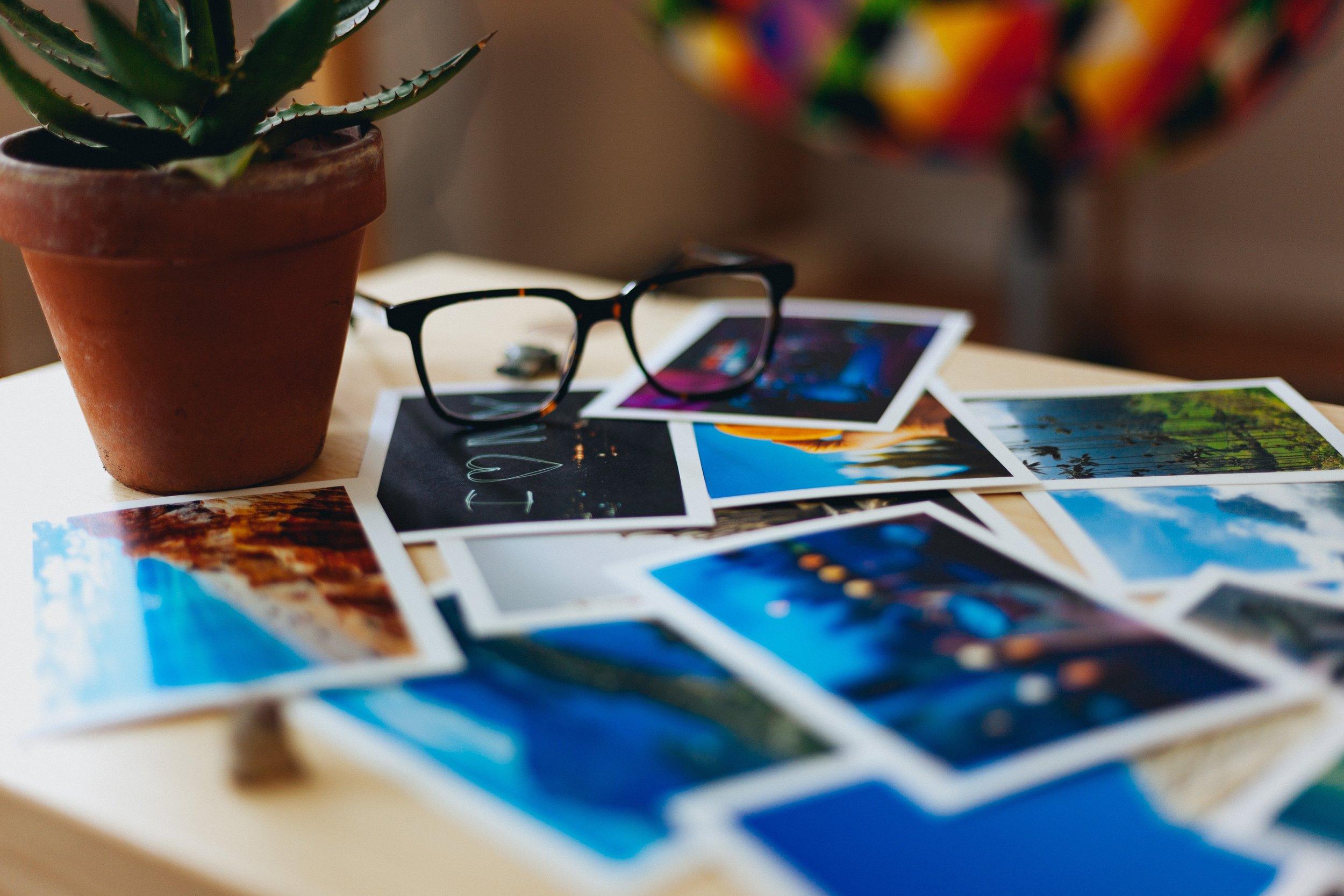 choosing imagery for blog