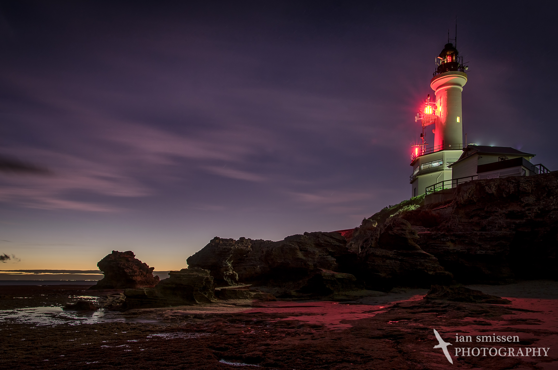 Early evening, Point Lonsdale Lighthouse
