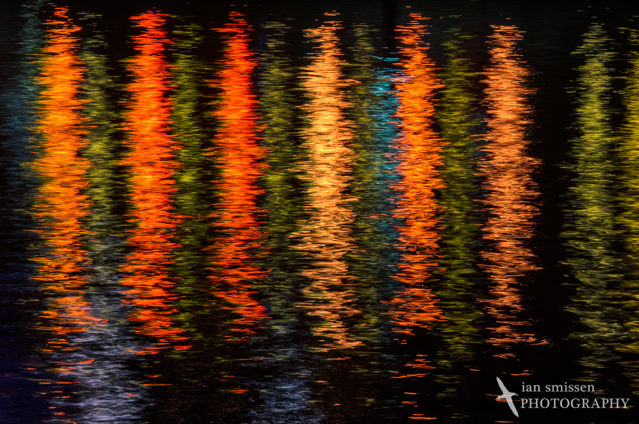 Yarra River reflections