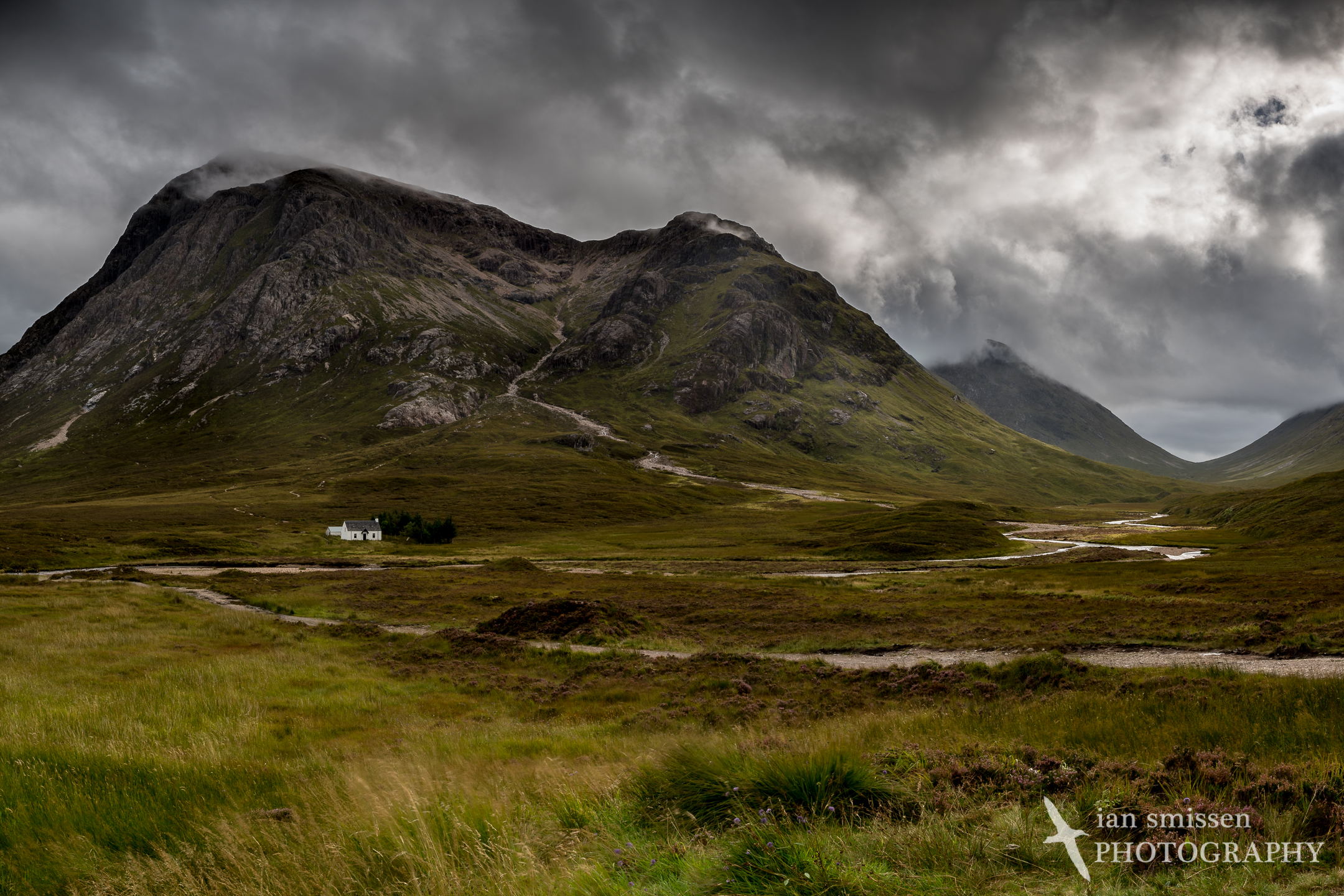 Storm over Mt Glencoe