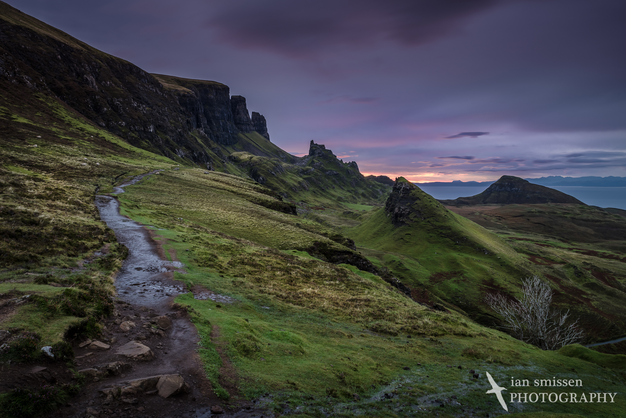 Dawn at The Quiraing