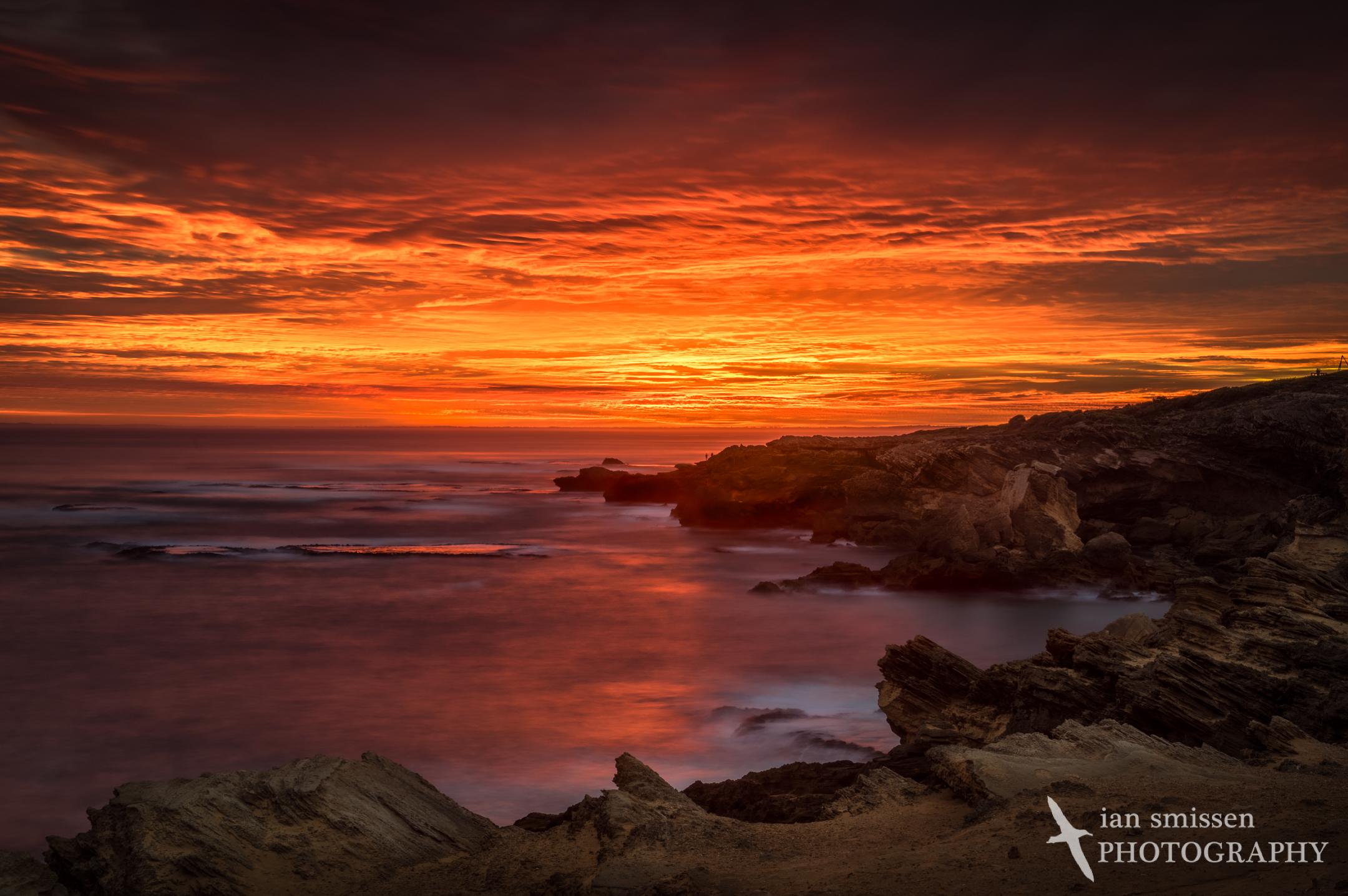 Thunder Point sunset