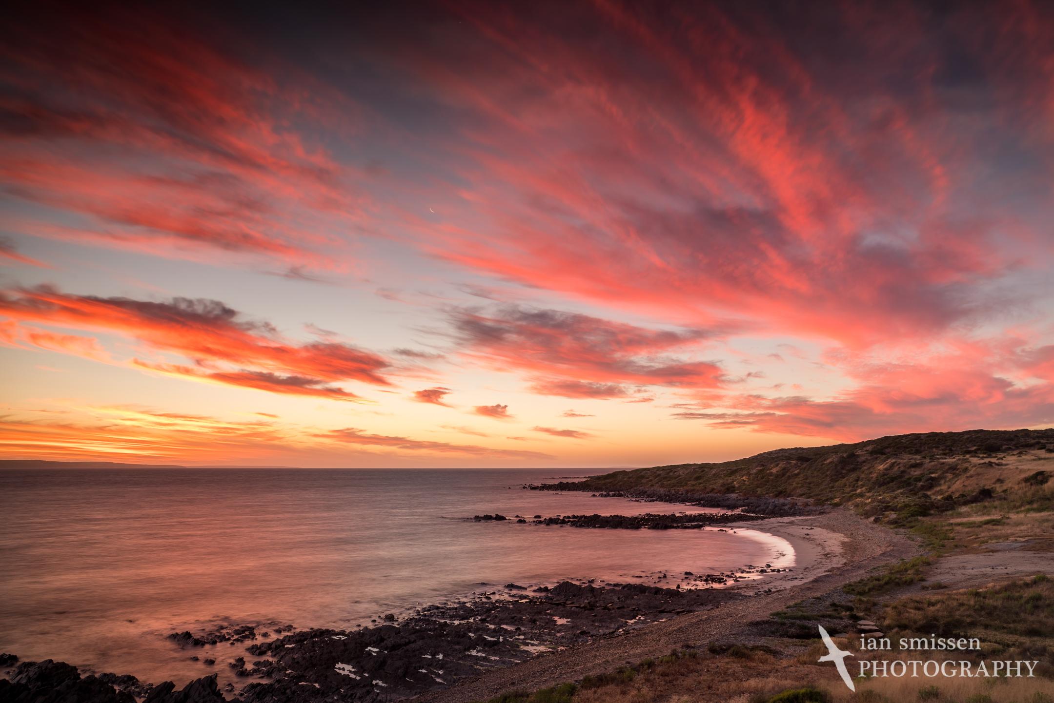 Sunset at Fisherman's Beach
