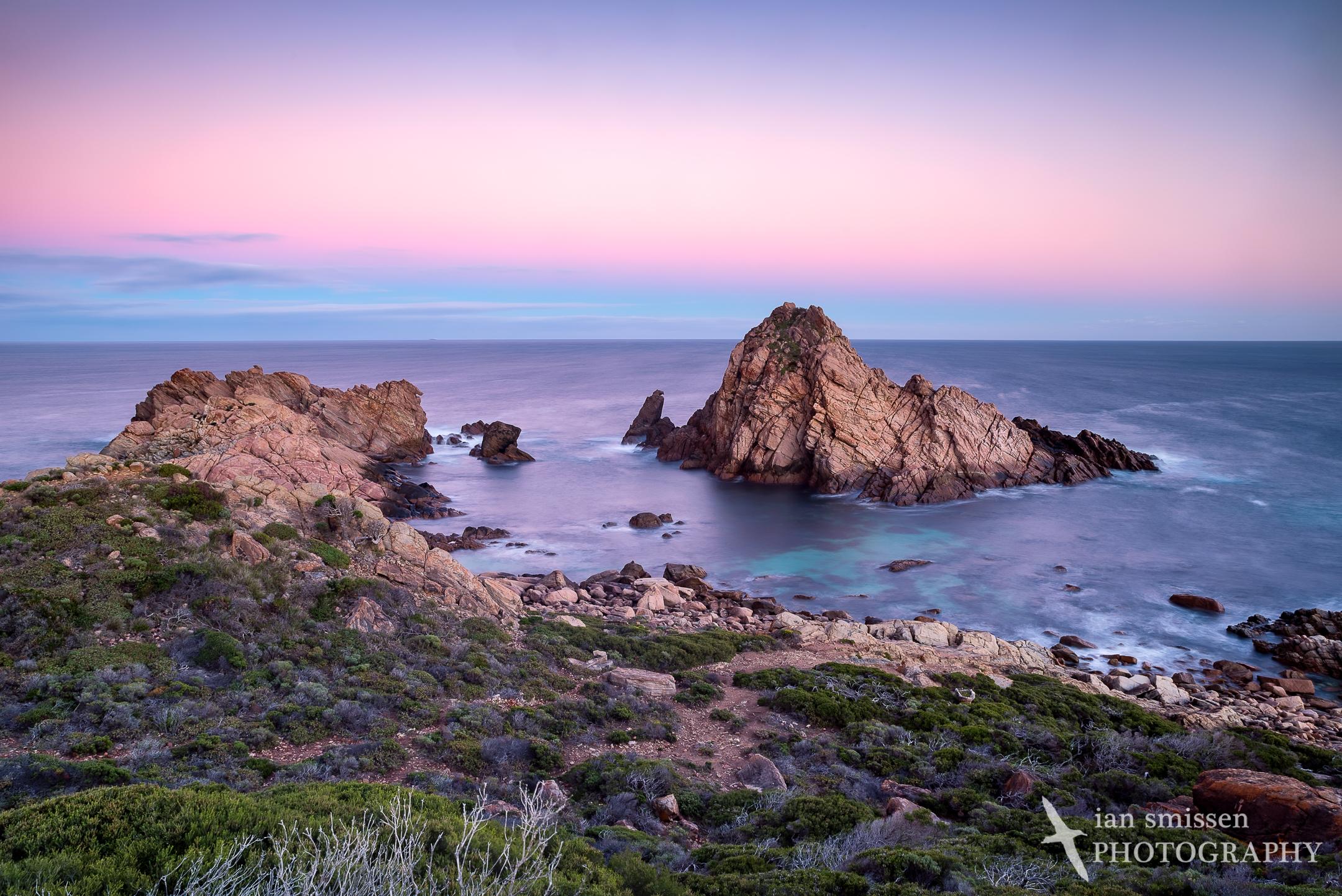 Dawn at Sugarloaf Rock