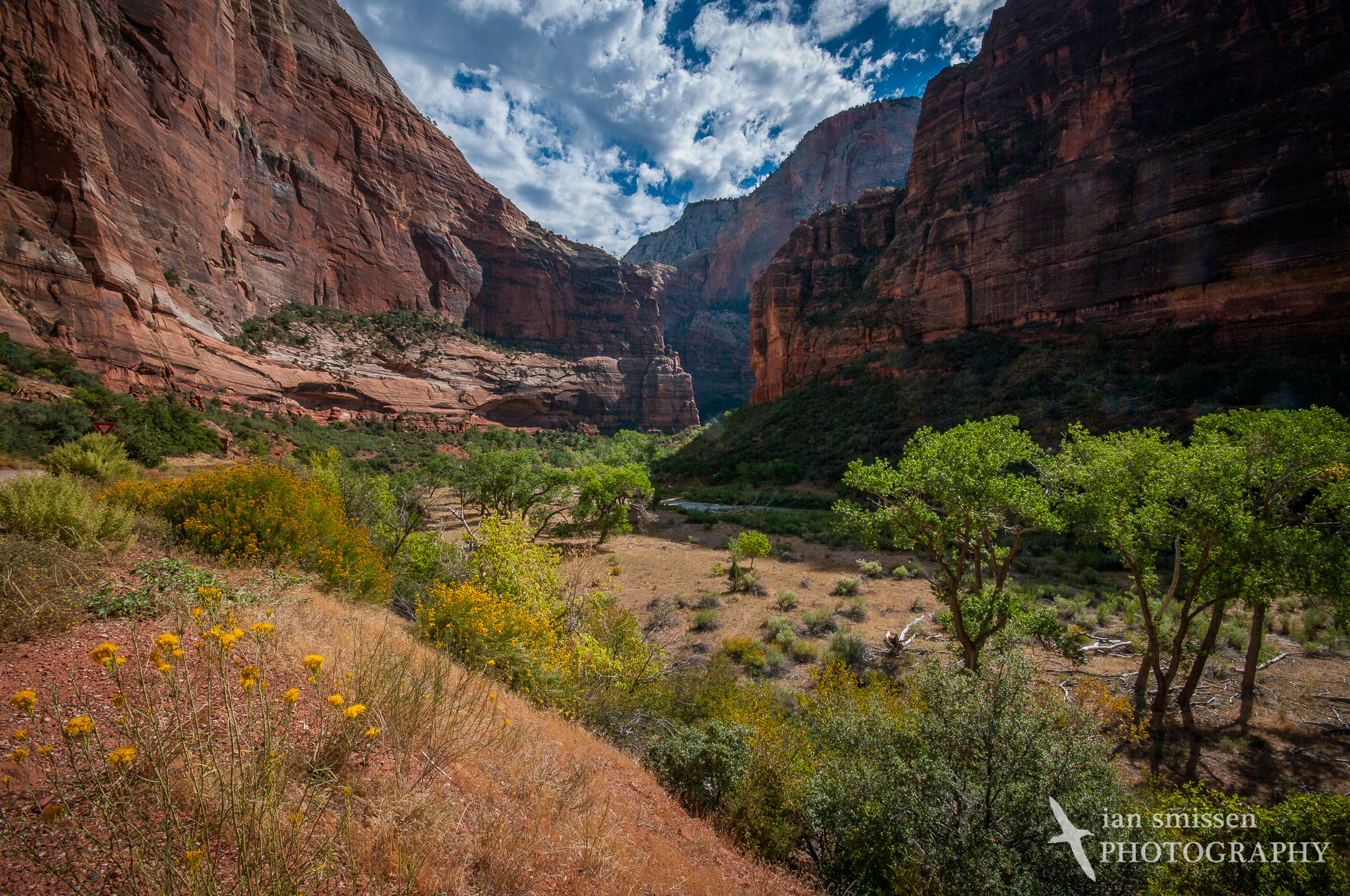 Big Bend, Zion Canyon
