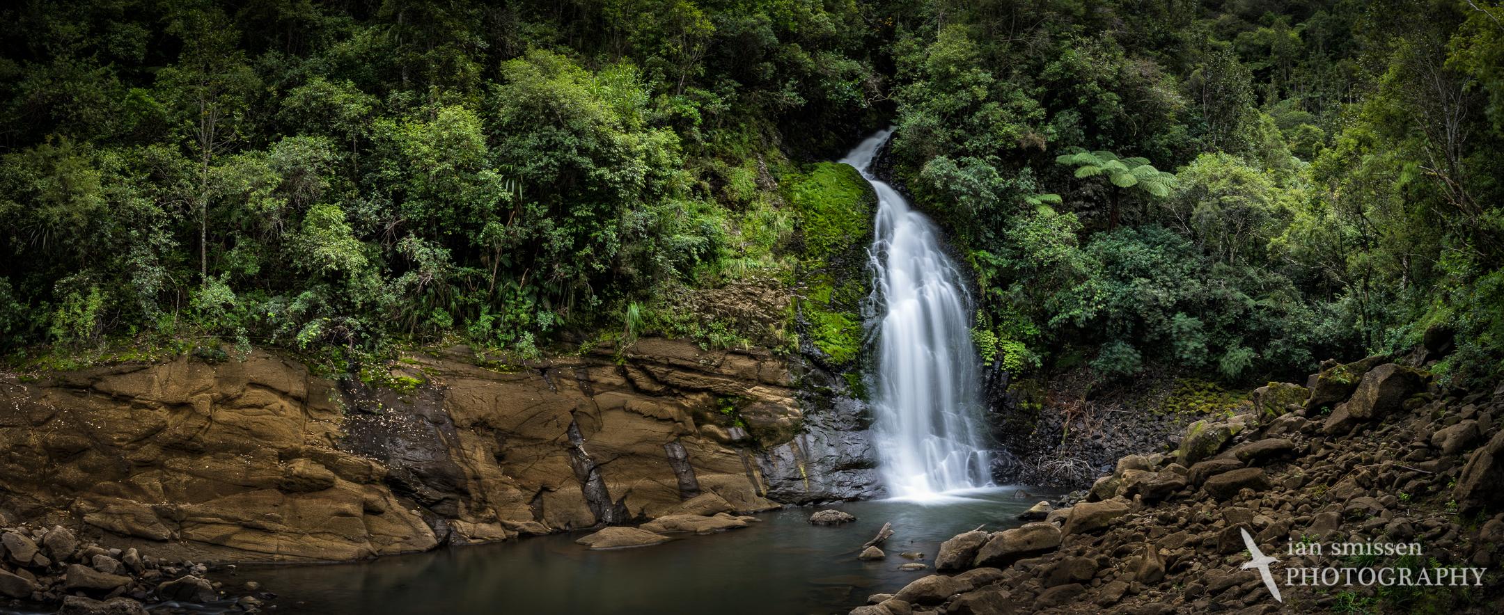 Lower Nihotupu Falls