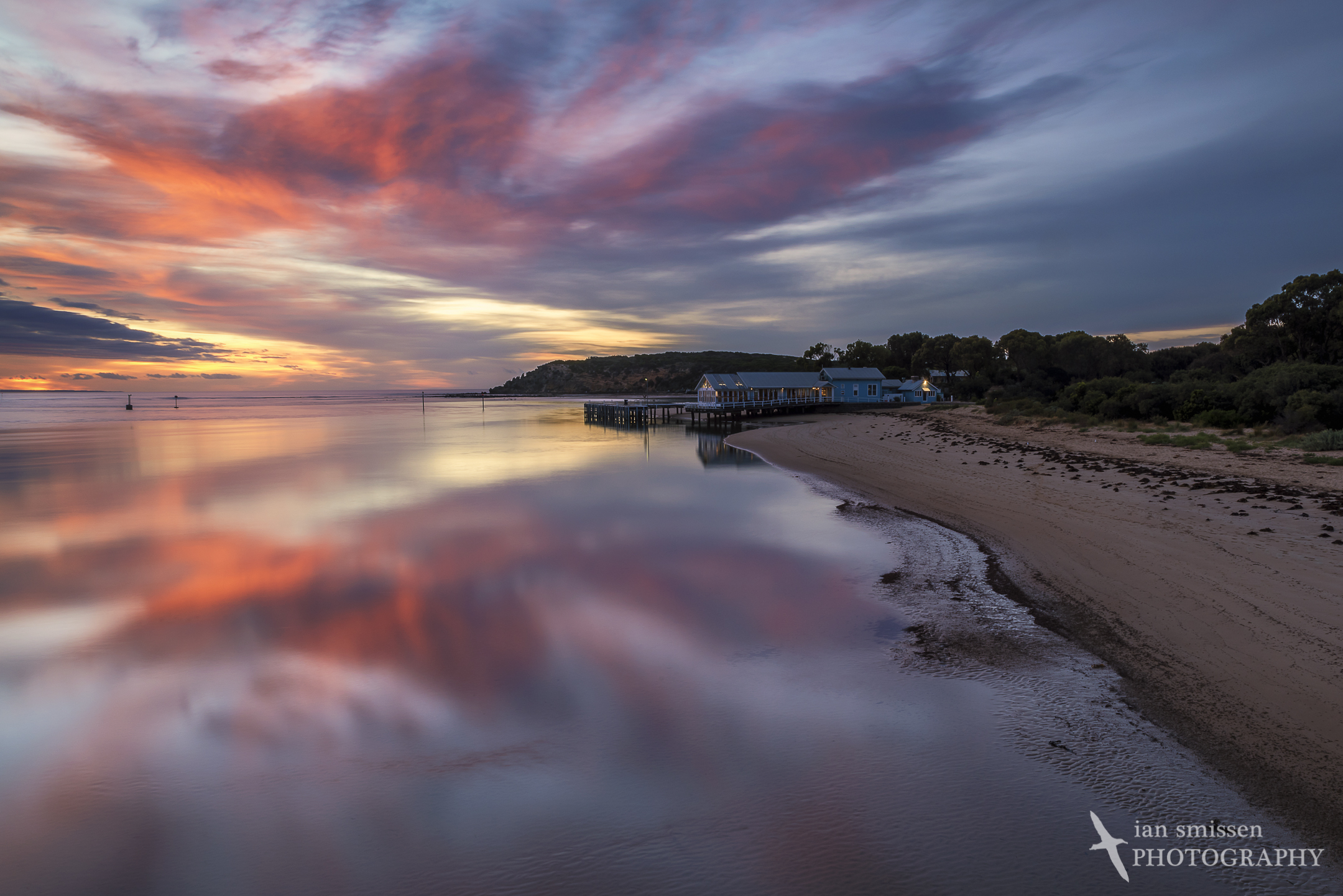 ISO 100, 24mm, 8 seconds at f/22, circular polariser +3-stop ND + 4-stop graduated ND filters