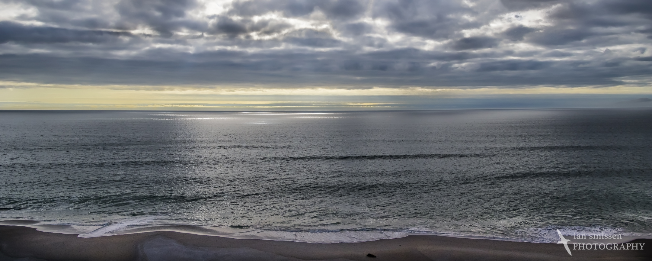 Pacific Ocean from Sisters Rock