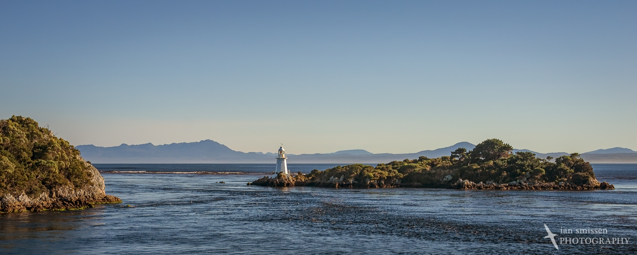The Entrance Island Lighthouse