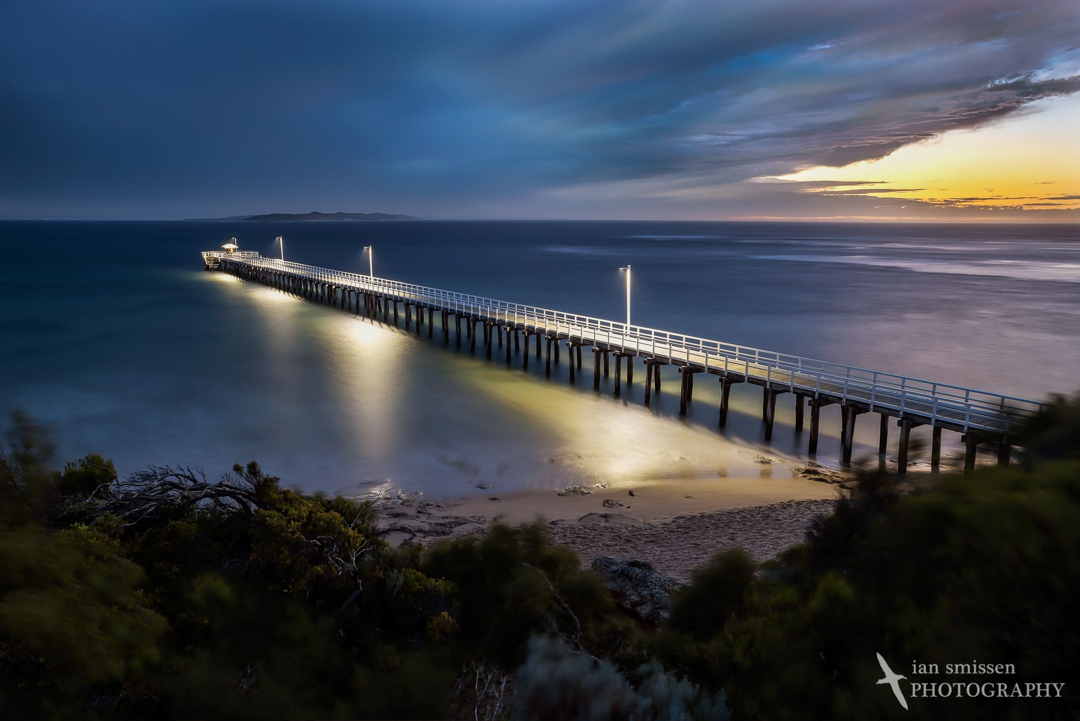 Dawn at Point Lonsdale Pier