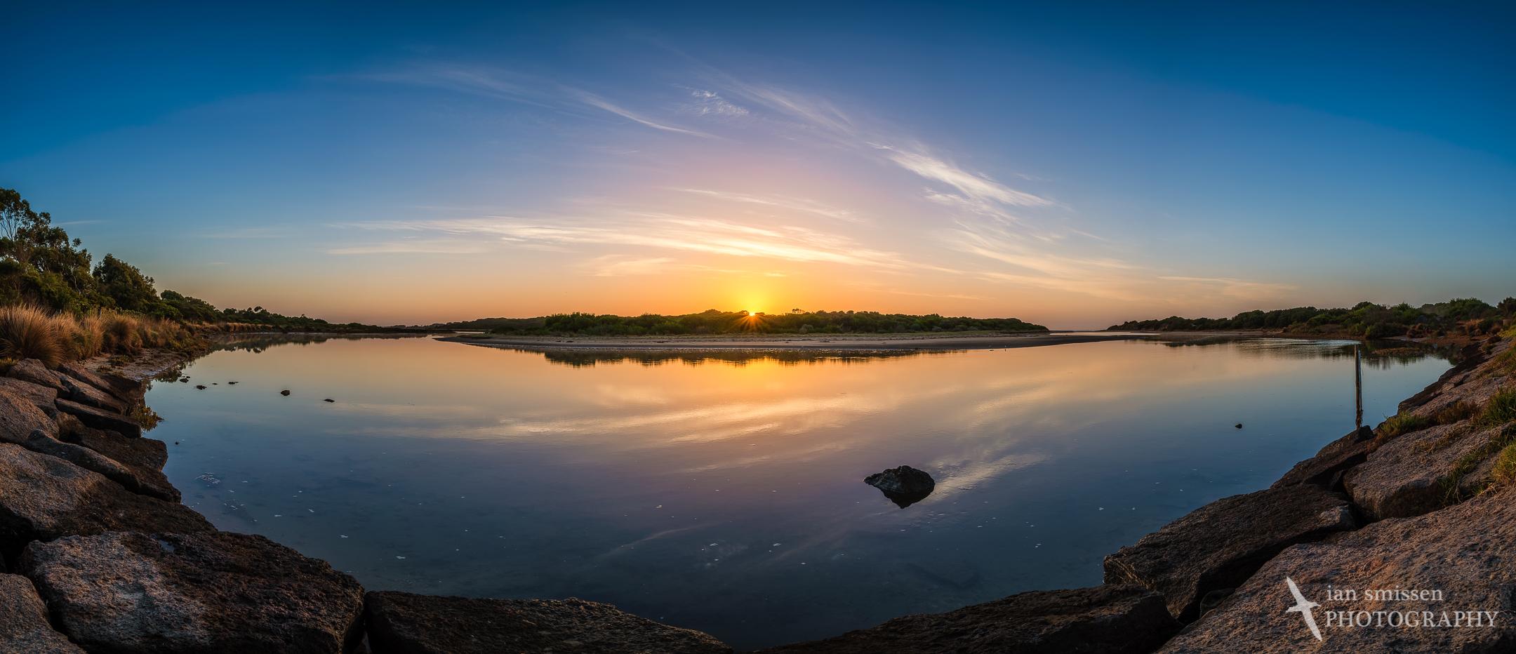 Sunrise at Thompson Creek
