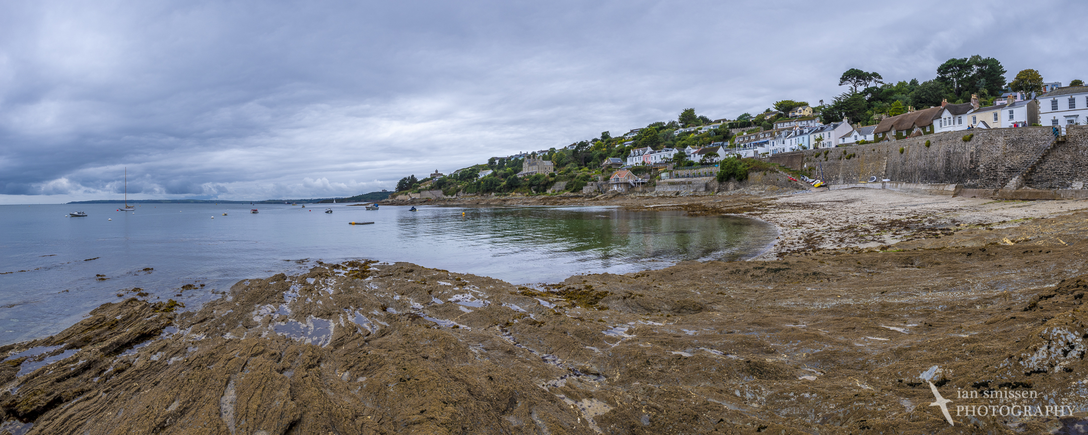 Rocky Shore at St Mawes