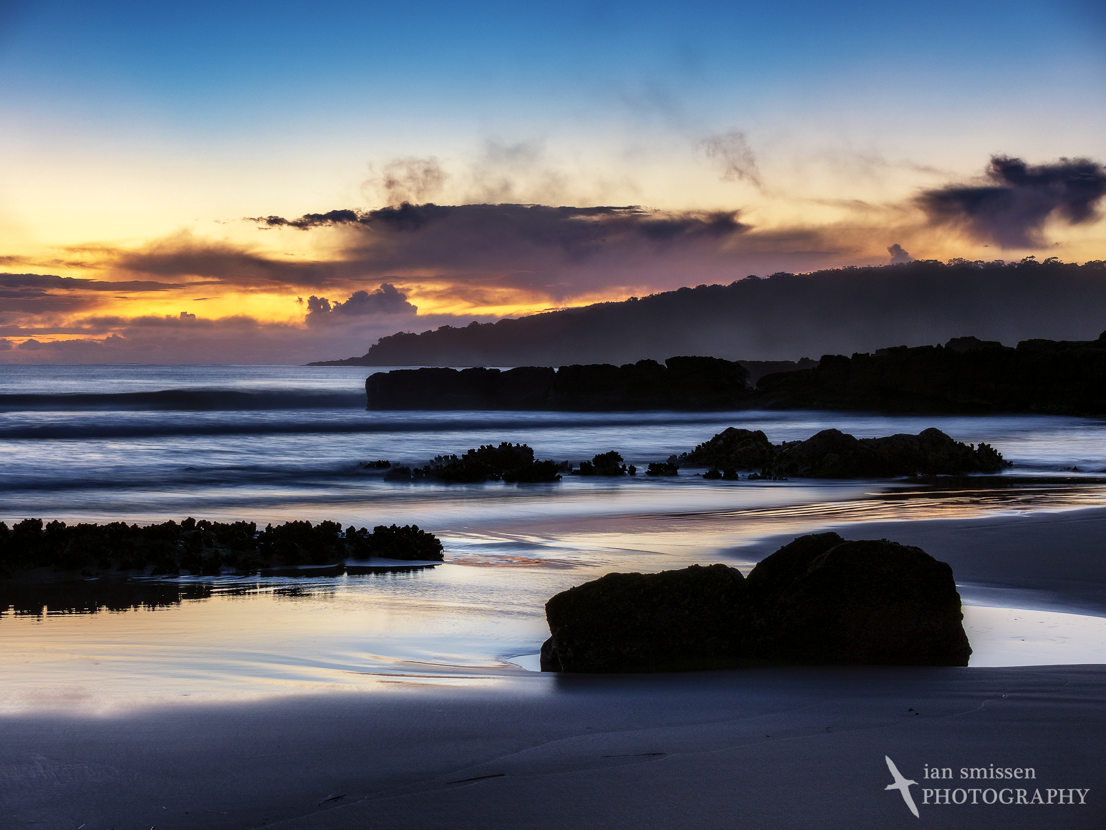 Ioala Point at Sunrise
