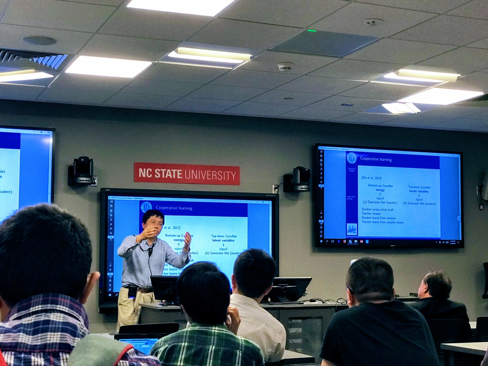 Deep Generative Models, Prof. Ying Nian Wu