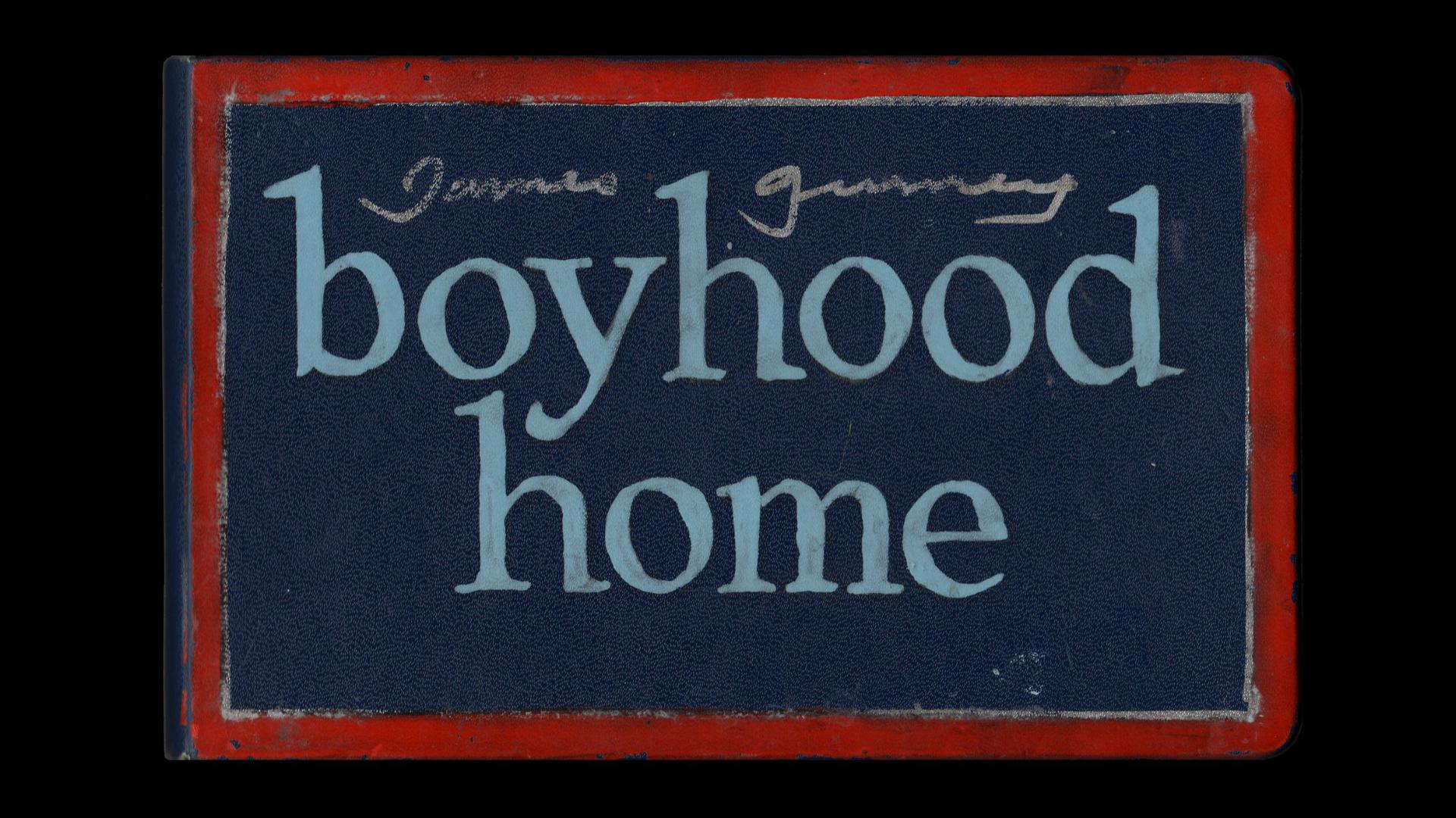 His latest app, Vol 1 Boyhood Home.