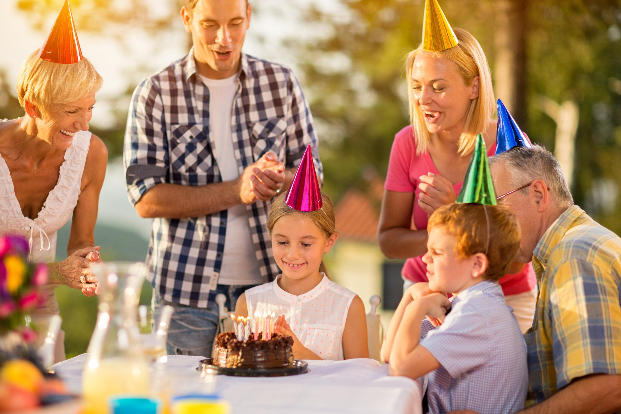 Residential Celebrations