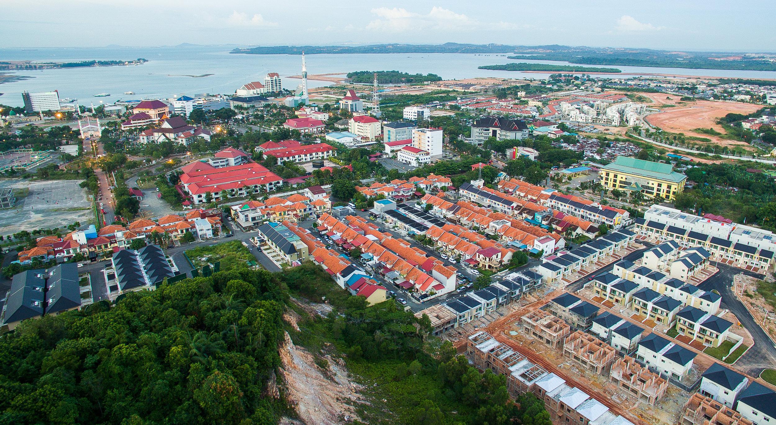Aerial Photography Batam City Aerial View.JPG