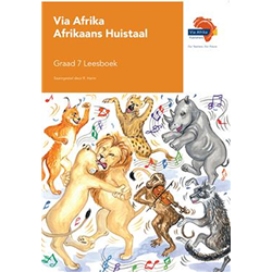 Contributing playwright in grade 7, grade 8 & grade 9 textbooks, on South African curriculum.
