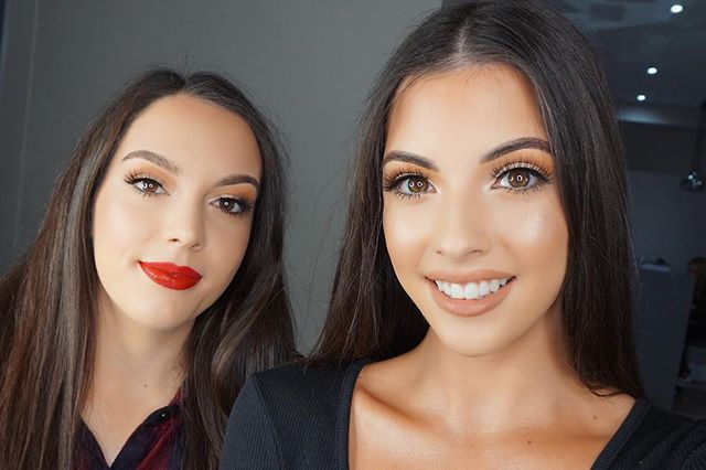 Get ready with me for my 21st Birthday live now on my YouTube Channel! (Link in bio) 🎉❤️ @charlotteduncan3 @kiimmiki
