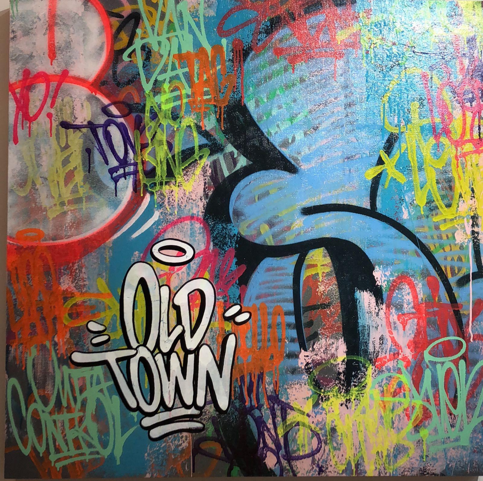 Old town - 100x100cm.jpeg