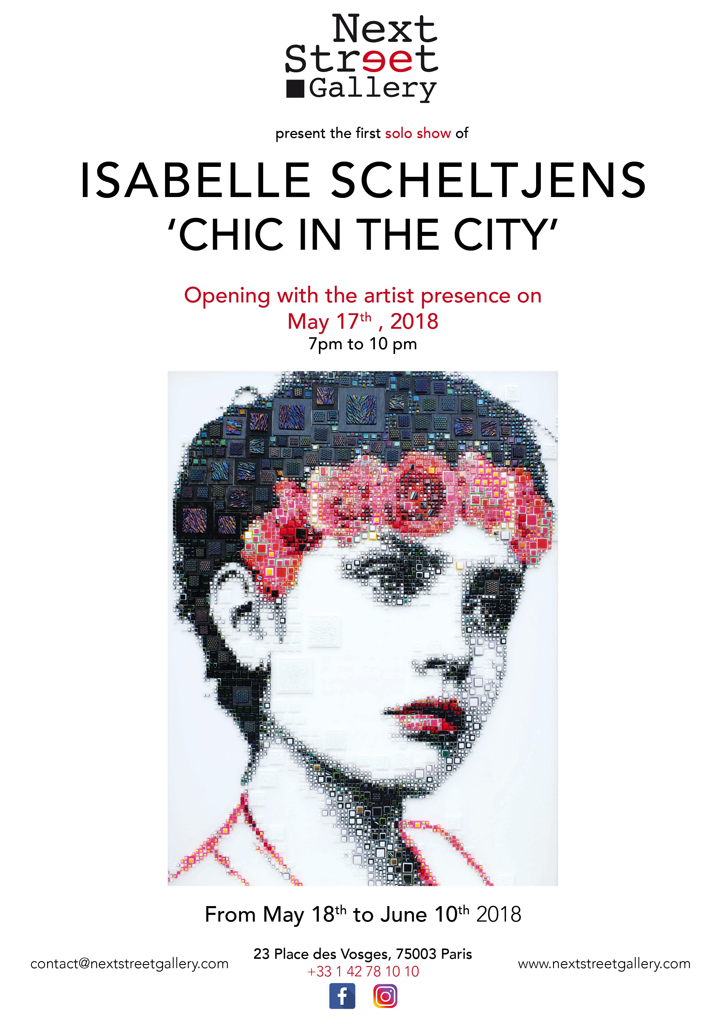Nexstreet Gallery _ Opening Invitation _ Isabelle Scheltjens.jpg