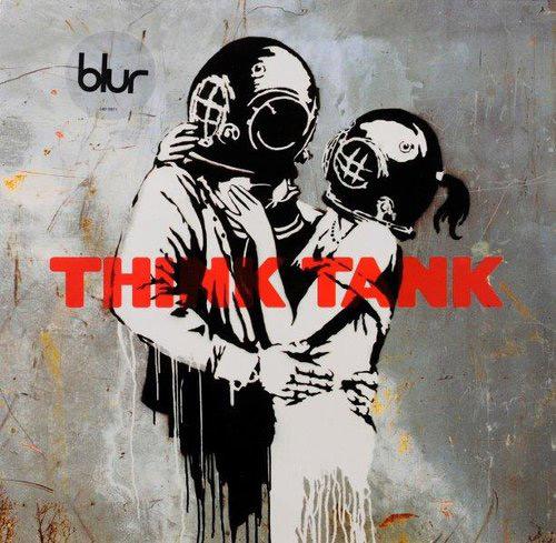Banksy | Blur Think Tank
