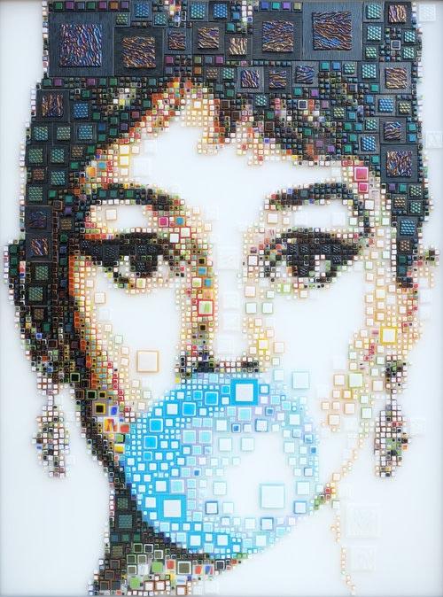 ISABELLE SCHELTJENS | Audrey Glamour (Sold)